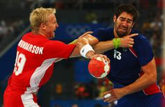 Don't cry Karabatic
