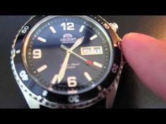 Steve King, Orient Watch, Watch Companies, Watch Sale, Automatic Watch, Watches For Men, Accessories, Men's Watches, Jewelry Accessories