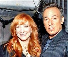 Bruce and his wife Patti..