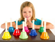 Musical Hand Bells by Schylling - $34.95