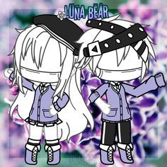 Again with the twins or brother matching outfits. Purple this time! These are some I find, I do not own them, but I may start and do some of my own! Bad Girl Outfits, Couple Outfits, Club Outfits, Chibi Kawaii, Cute Anime Chibi, Manga Clothes, Drawing Clothes, Kawaii Drawings, Cute Drawings