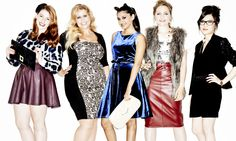 Which look is your favourite? #FFpartywear