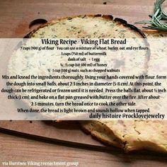 Viking Flat Bread