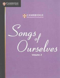 Songs of Ourselves