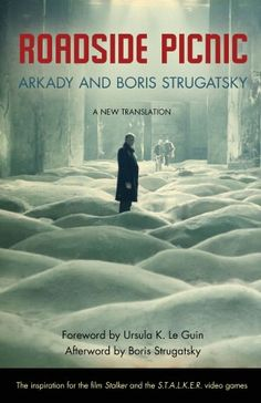 """io9 on Roadside Picnic, """"a new translation of the one Russian Science Fiction novel you absolutely must read""""    So geeked to have worked on this book."""