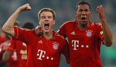 FC Bayern München - Holger Badstuber, Jeromé Boateng