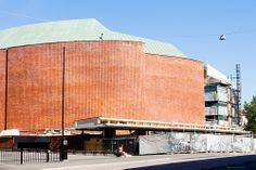 helsinki - house of culture - Aalto