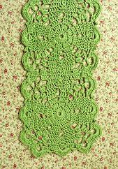 Ravelry: Mirror Lake Scarf pattern by Lisa Gentry... Free crochet pattern!