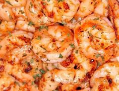 Cajun Delights: Spicy Cajun Barbeque Shrimp + A Cajun Waltz