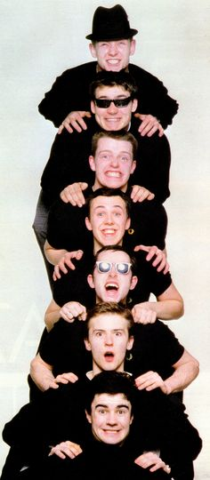 How can you not love this fun ska band? Saw this band perform in Brisbane when at Uni in Ska Music, Music Film, Music Icon, Joe Strummer, 80 Bands, Cool Bands, Genre Musical, Laurel, Northern Soul