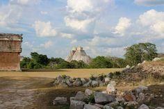 Uxmal, the Yucatan