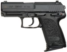 Heckler and Koch USP Compact