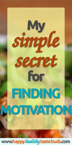 Do you struggle with motivation? There are so many areas of life we want to improve – fitness & exercise, diet, spiritual goals, etc. But it can be REALLY hard to find success & to stick with it! If you're looking for ideas or inspirational tips for self motivation, look no further. I've shared my #1 best secret to finding motivation and seeing real change in your life! Click through to read more!