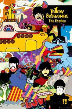 The Beatles Affiche sur AllPosters.fr