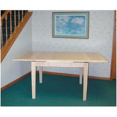 Leaf Table Plans Pid 1210 Amish Stowleaf Draw Extension