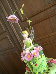 Bolo da Tinker Bell | Flickr – Compartilhamento de fotos!