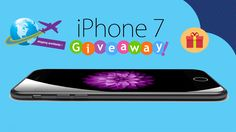 iPhone 7 #giveaway service 2017. Enter to win a brand new #iphone for totally free. Enjoy and good luck!
