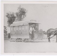 Richard W. Kester, Driver • Photograph • State Library of South Australia