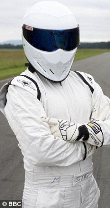 The Stig- Some say....