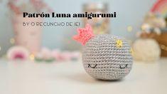 Patrón Luna amigurumi + primeras impresiones Scheepjes Stone Washed - YouTube