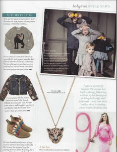 Baby & Me October Issue! R'belle! www.circuslondonpr.com