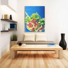 Rälläyspäivä Art Interiors, Flat Screen, Couch, Furniture, Home Decor, Blood Plasma, Settee, Decoration Home, Sofa