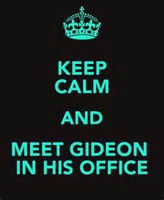 gideon cross stuff - Bing Images
