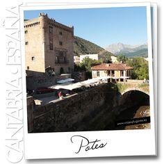 Potes, la villa de las torres y los puentes, encajada entre cuatro valles, rodeada por los Picos de Europa, con un microclima mediterráneo y atravesada por el río Deva, es realmente un lugar... imperdible.