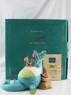 """WDCC """"The More The Merrier"""" from Disney's Reluctant Dragon In Box with COA by LovelyTeaCupsandMore on Etsy"""