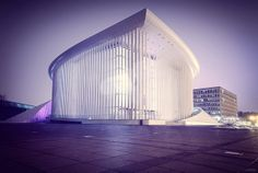 Philharmonie in Luxembourg-city, Kirchberg district © Mike Kremer