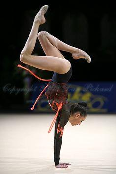 Tsvetelina STOYANOVA (BUL) Rope