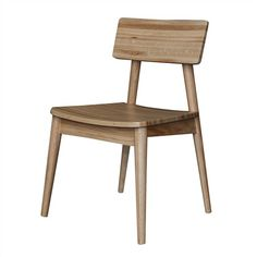 Found it at Wayfair Australia - Silo Dining Chair Dining Chairs For Sale, Oak Dining Chairs, Dining Chair Set, Dining Furniture, Wayfair Kitchen Chairs, Wooden Beach Chairs, Armchair With Ottoman, Timber Dining Table, Cheap Chairs
