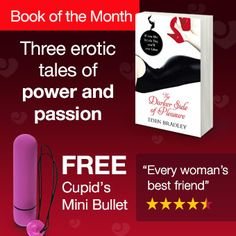 Book of the Month: The Darker Side of Pleasure, Enjoy a Free Gift and Extract