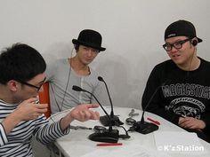 New program of voice actor Tsuda Kenjiro vs Shison'nu! http://www.kzstation.com/program/detail.html?id=59,2 … #金P