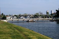 Bayou St. John | New Orleans: Bayou St. John and Magnolia Bridge. My childhood neighborhood...
