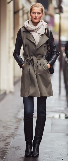 love the trench