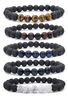 Cool Trending Bracelets For Men - The Finest Feed accessories Jewelry accessories vintage accessories Gift accessories gadgets accessories everyday Beaded Jewelry, Beaded Bracelets, Men's Jewelry, Yoga Jewelry, Handmade Jewelry, Armband Diy, Diy For Men, Bracelet Crafts, Healing Bracelets