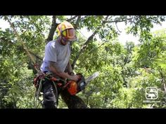Reecoil Full Reach Chainsaw Lanyard - YouTube