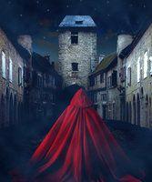 Red Through The Village - Animation by MBHenriksen