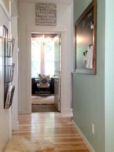 Idea for hallway/office