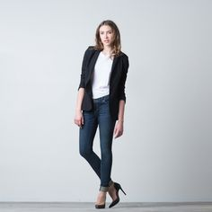Skinny Jeans | DSTLD Jeans | Luxe Denim from $65