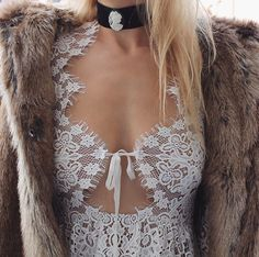 This dress. For Love and Lemons // Patrizia Conde