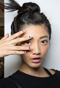 Fashion Week Nails: Best Runway Manicures Spring 2016 - theFashionSpot