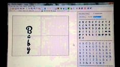 A tutorial on using the font alignment and spacing feature in SewWhat Pro (SWP). Align individual font letters vertically or horizontally and adjust the spac...