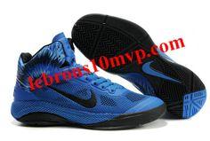 Nike Zoom Hyperfuse XDR 2010 Shoes Blue/Black/Orange Adidas Shoes, Sneakers Nike, Nike Zoom, Blue Shoes, Jordan Shoes, Basketball Shoes, Nike Men, High Tops, Kicks
