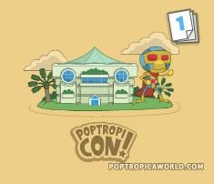 PoptropiCon Island Cheats http://poptropicaworld.com/poptropicon-island-cheats-walkthrough-guide/