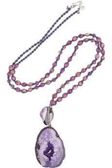 Chan Luu Agate necklace   $165.00