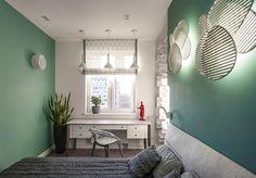 Bedroom Dnepropetrovsk apartment, SVOYA Studio
