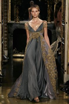 1001 fashion trends for 2012 and 2014: Zuhair Murad Haute …