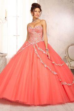 Vestidos para Quinceañeras 2015 - Vestidos Mania
